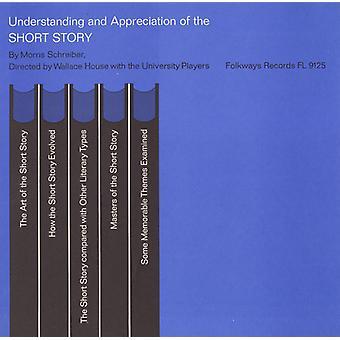 Morris Schreiber - forståelse & påskønnelse af novelle [CD] USA importen