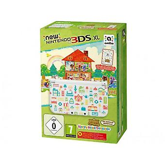 Nintendo Video consola New 3Ds Xl Hw Animal Crossing Hhd
