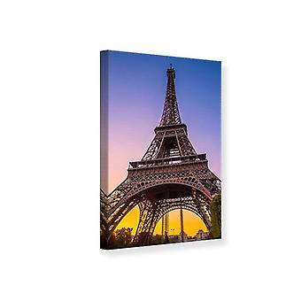 Canvas Print Paris- Eiffel Tower