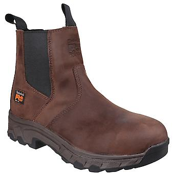 Timberland Pro Mens Workstead Pull On Dealer Safety Boots