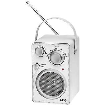 AEG Radio de Diseño MR 4144 Blanco