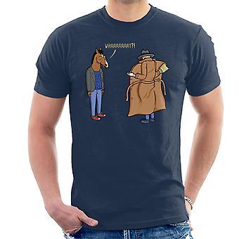 Trench Coat BoJack Horseman Men's T-Shirt