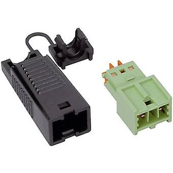 Mains connector Series (mains connectors) WINSTA KNX Plug, straight