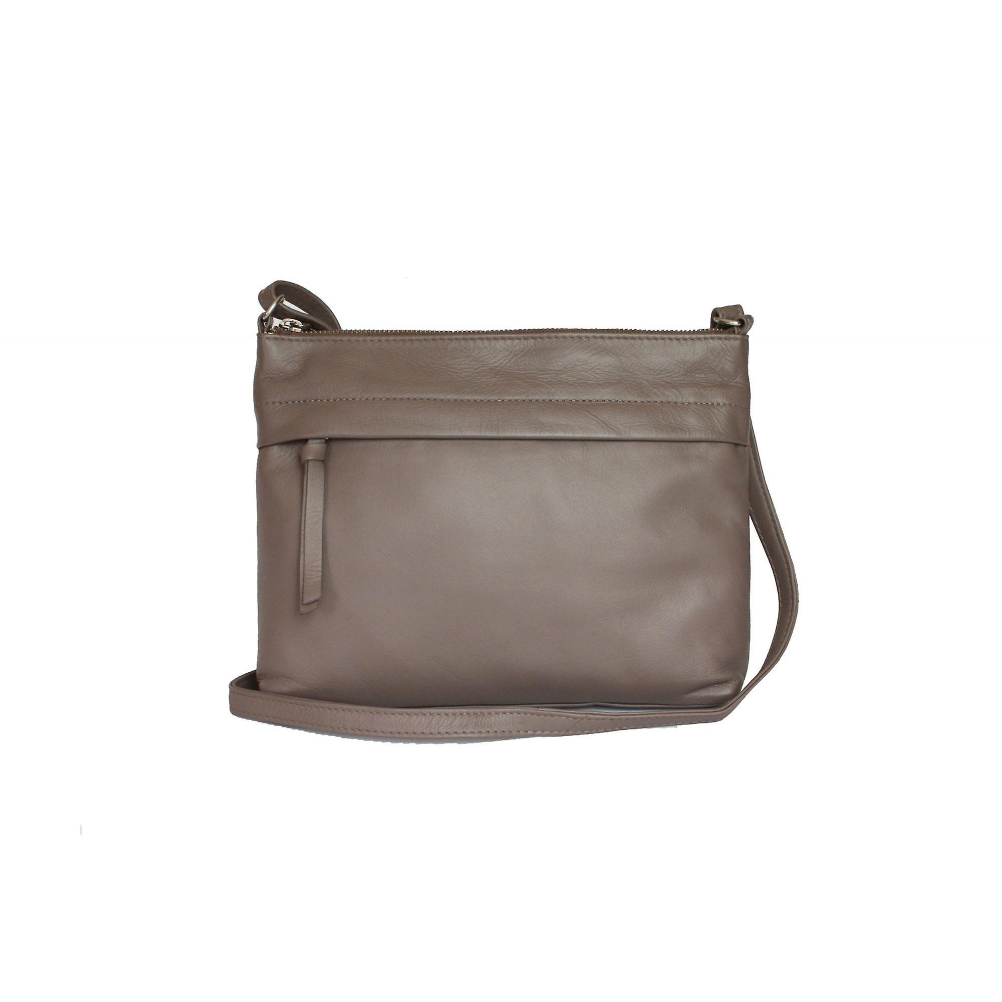 Eastern Counties Leather Womens/Ladies Callie Zip Pocket Handbag