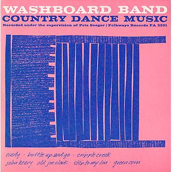 Pete Seeger - Washboard Band-Country Dance Music [CD] USA import