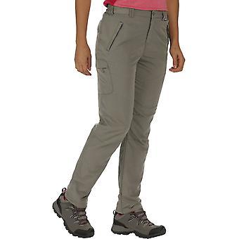 Regatta Womens/Ladies Chaska UPF 40+ Summer Walking Trousers