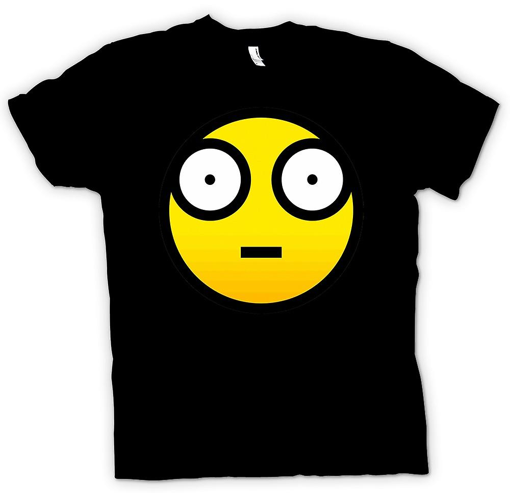 Womens T-shirt - Smiley-Gesicht - cooles Design