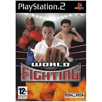 Welt kämpfen (PS2)