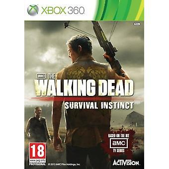 Den Walking Dead överlevnadsinstinkt (Xbox 360)