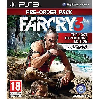 Far Cry 3 - de verloren expedities editie (PS3)