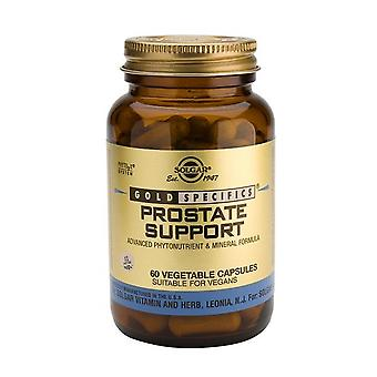 Solgar Gold Specifics Prostate Support Vegetable Capsules, 60
