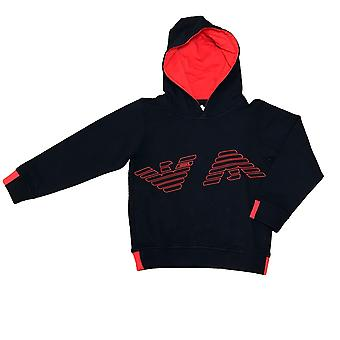 Armani Junior Boys Hoody