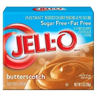 Jello Sugar Free Butterscotch Instant Pudding & Pie Filling Mix