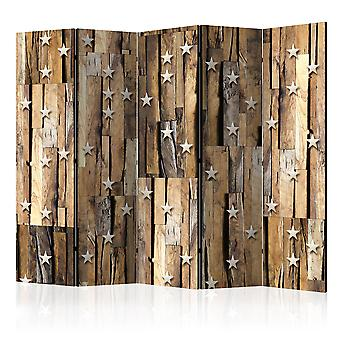 Room Divider - houten sterrenbeeld II [Room Dividers]