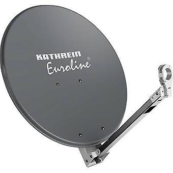 Kathrein KEA 850 SAT antenna 85 cm Reflective material: Aluminium Graphite
