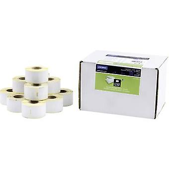 DYMO S0722360 Label roll 89 x 28 mm Paper White 3120 pc(s) Permanent Address labels