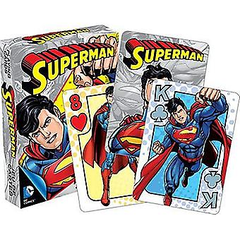 Superman Youth Set Of 52 Playing Cards (+ Jokers) (52401)