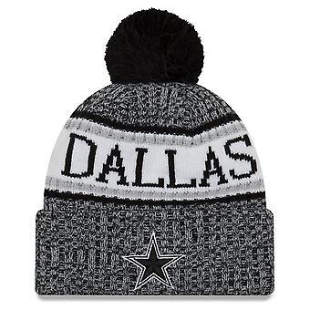 Nuova era sideline NFL 2018 Bobble cappello dei Dallas Cowboys