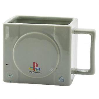 Taza 3D PlayStation