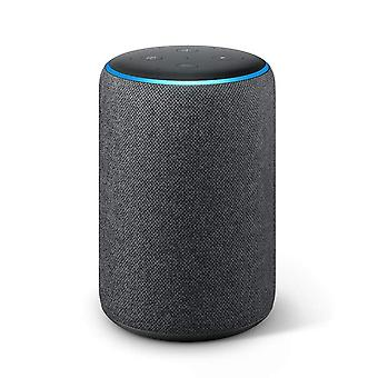 Amazon Echo Plus (2nd Gen) - Premium sound with a built-in smart home hub - Charcoal Fabric