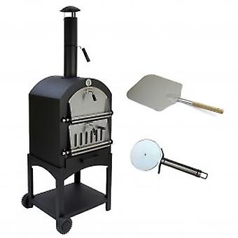 KuKoo Outdoor Pizza Oven & Pizza Peel