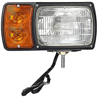 Grote 63451-4 Black Snowplow Lamp Kit (with Universal Wiring Harness)