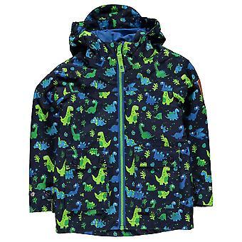 Gelert Kids Coast Waterproof Jacket Infants Coat Top