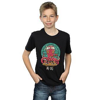 Vincent Trinidad gutter Octo Sushi t-skjorte