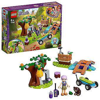مجموعة أصدقاء ليغو 41363 الغابة مغامرة بناء في ميا