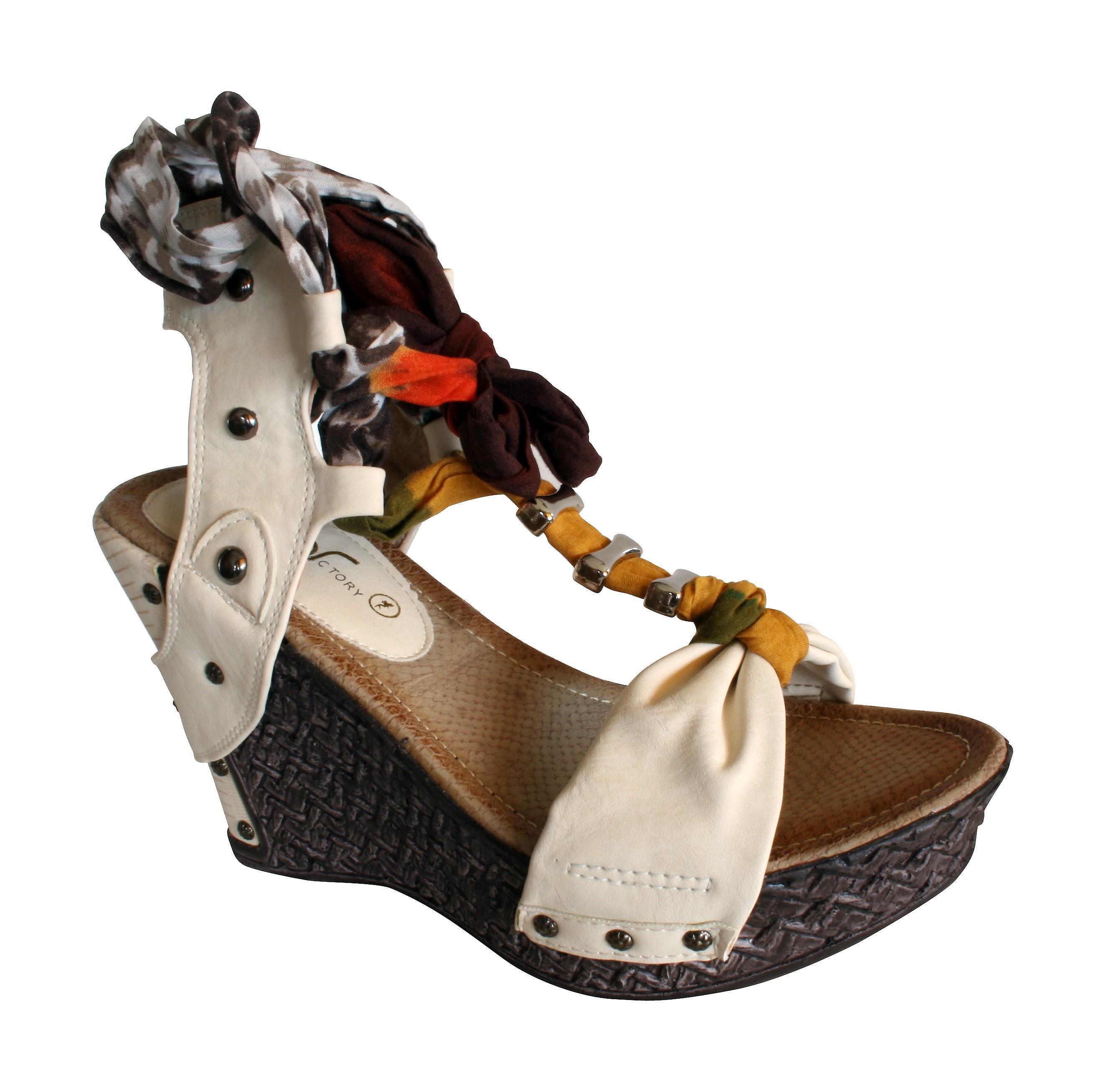 Waooh - Mode - Sandale compensée