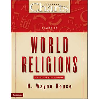 Charts of World Religions by H. Wayne House - Matt Power - 9780310204