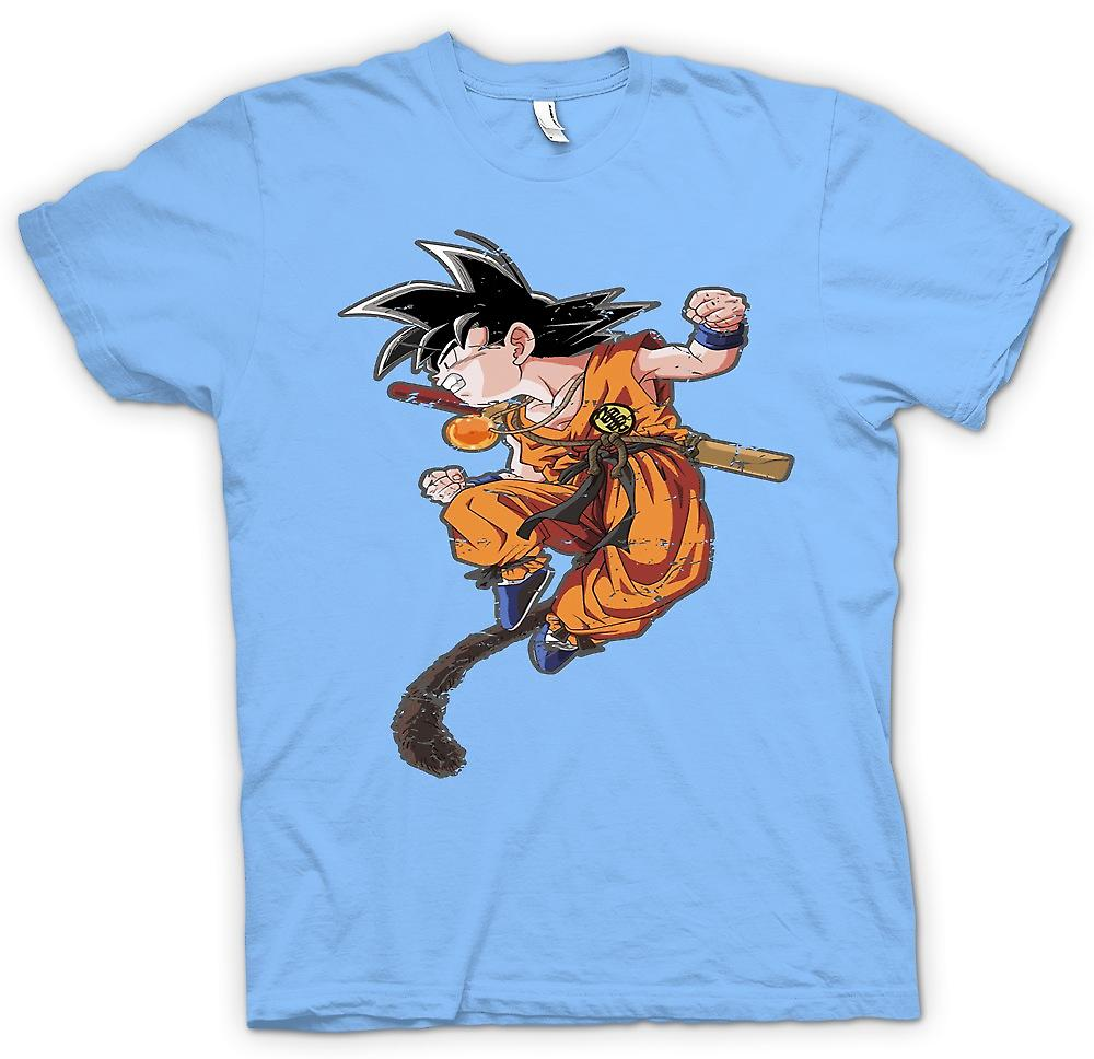 Mens T-shirt - Goku - Dragonball Inspired