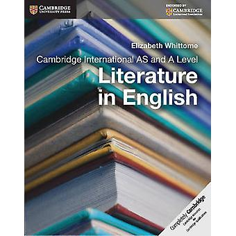 Cambridge International AS and A Level Literature in English Coursebo