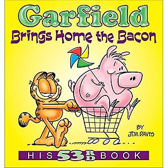 Garfield Brings Home the Bacon: His 53rd Book (Garfield New Collections)