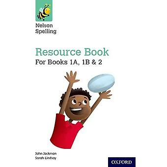 New Nelson Spelling Resources Book KS1