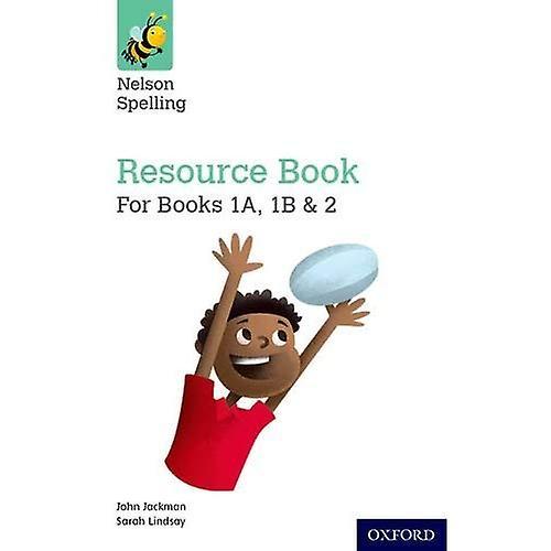nouveau Nelson Spelling Resources Book KS1