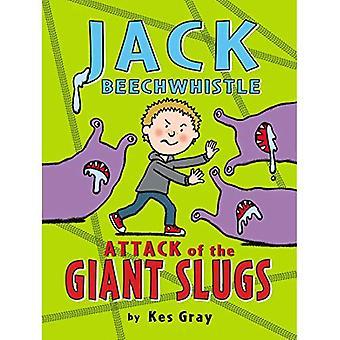 Jack Beechwhistle: Ataque de las gigante lingotes