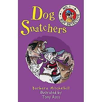 Voleurs de chien (n ° 1 garçon détective)