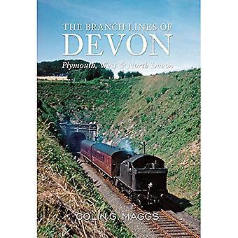 Embranchements du Devon: Plymouth, West & North Devon
