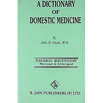 Dictionary of Domestic Medicine