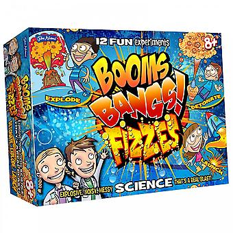 John Adams Booms Bangs & Fizzes