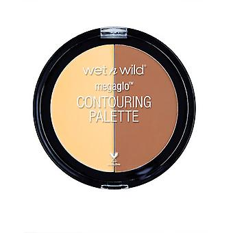 Wet N Wild Megaglo Contouring Palette Caramel Toffee (Makeup , Face , Contouring)