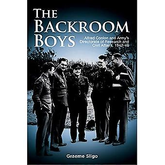 The Backroom Boys: Alfred Conlon and Army's Directorate of Research and� Civil Affairs,1942-46