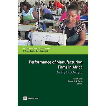 Prestanda av industriföretag i Afrika en empirisk analys av Dinh & Hinh T.