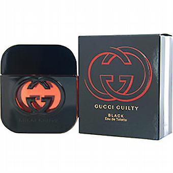 GUCCI GUILTY BLACK Edt spray 50 ml