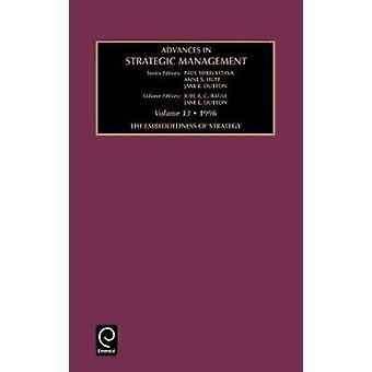 Advances in Strategic Management Embeddedness of Strategy Vol 13 AB by Baum & Joel A. C.