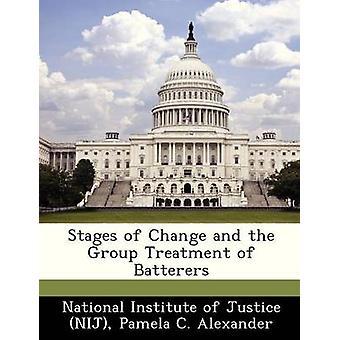 Stadia van verandering en de behandeling van de groep van Batterers door de nationale Instituut van Justitie NIJ