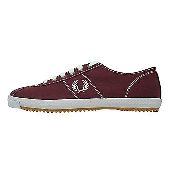Fred Perry B6309 799 Table Tennis Canvas Trainers