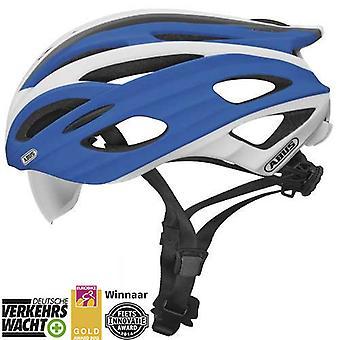 Abus In-Vizz Fahrradhelm // race blue
