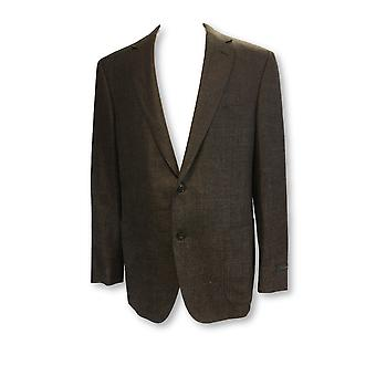 Pal Zileri fully structured jacket in brown